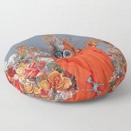 Flower power Floor Pillow