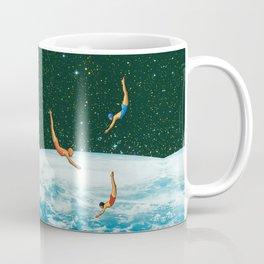 Space jumps Coffee Mug