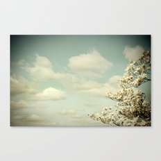 Feeling Lighter Than Air Canvas Print