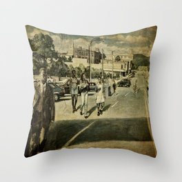 We Are You   Newburgh NY Throw Pillow