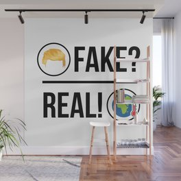 Global Warming is Real! Wall Mural