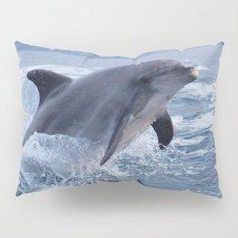 Bottlenose dolphin Pillow Sham