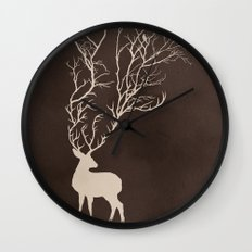 Oh Dear Wall Clock