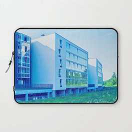 Apartment buildings with outdoor facilities Laptop Sleeve