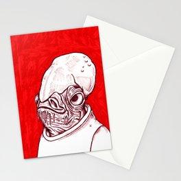 Ackbar Stationery Cards