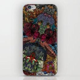Psychedelic Botanical 14 iPhone Skin