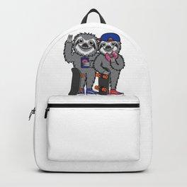 Sloth life Backpack