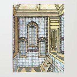 BATH HOUSE Poster