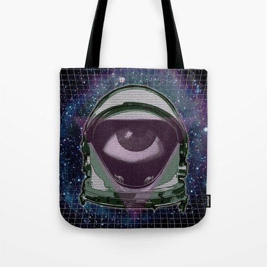 Space Eye Tote Bag
