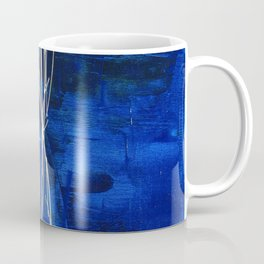 White Lines Coffee Mug