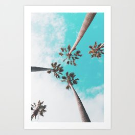 Cali Dreamin' Art Print