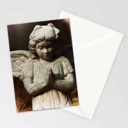 Praying Angel Stationery Cards
