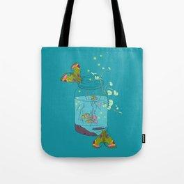 ECOSYSTEM Tote Bag
