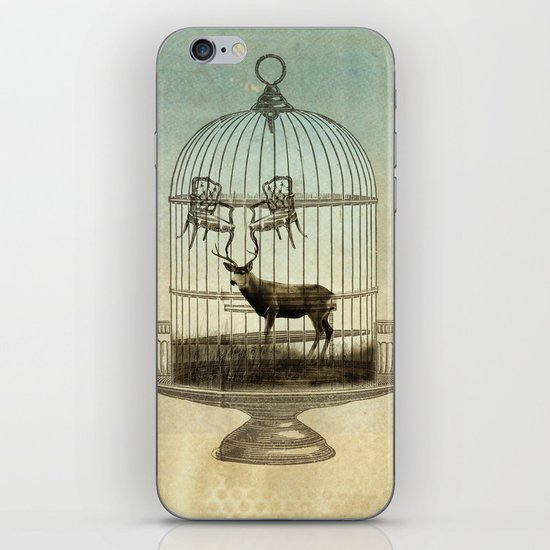 stag chairs iPhone & iPod Skin