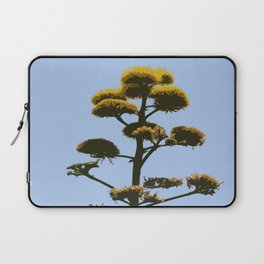 Agave Blossom Abstract Laptop Sleeve