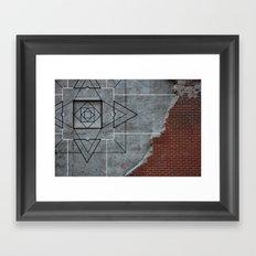 Emergence 2 Framed Art Print