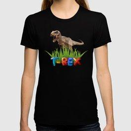 T-Rex cool Jurassic dinosaur T-shirt