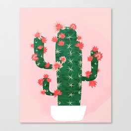 If You Need a Cacti Canvas Print