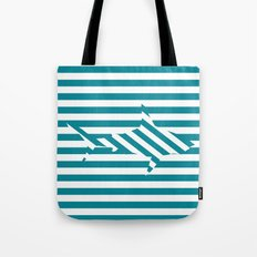 Shark 2 Tote Bag