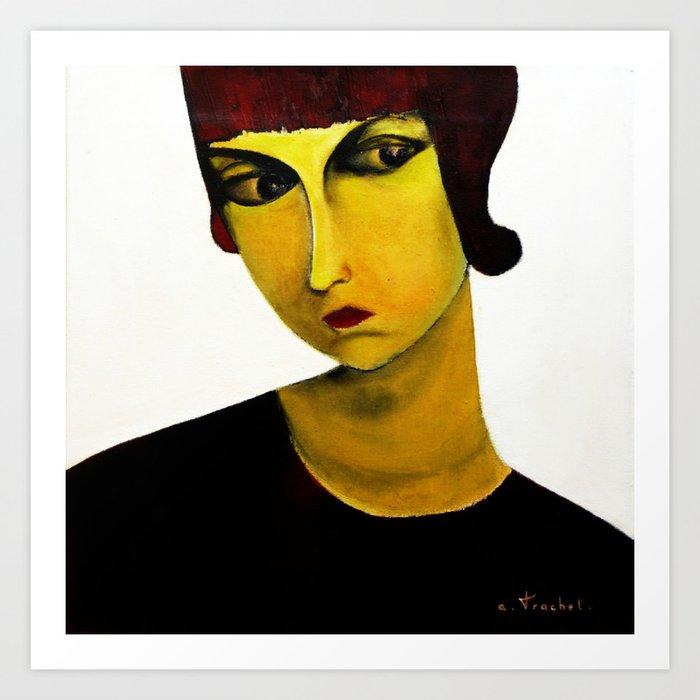 Marthe Art Print
