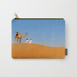 Desert Walk Carry-All Pouch