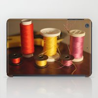 sewing iPad Cases featuring Sewing notions by in my closet