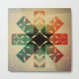 Technicolor Dream-o-Scope Metal Print