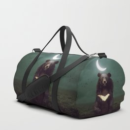 my light in the darkness Duffle Bag