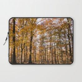 North Georgia Fall Colors Laptop Sleeve