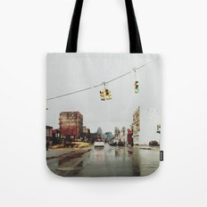 Gratiot Ave - Detroit, MI Tote Bag