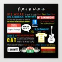 Friends Quote Collage by buttercupkk12