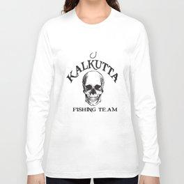 Microfiber Moisture Wicking Long Sleeve Fishing Fish T-Shirts Long Sleeve T-shirt