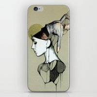 egypt iPhone & iPod Skins featuring Egypt by Michal Tarka
