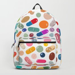 Unicorn Pills Light Backpack
