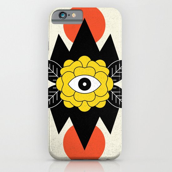 STAY CURIOUS iPhone & iPod Case