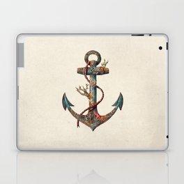 Lost at Sea - colour option Laptop & iPad Skin