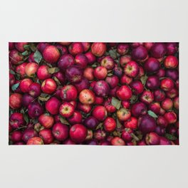 apple harvest Rug