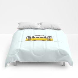 Lisbon 28 Tram Comforters
