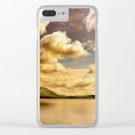 Lake District (4) Clear iPhone Case