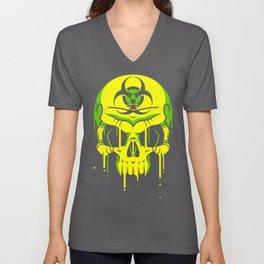 Toxic Melt Unisex V-Neck