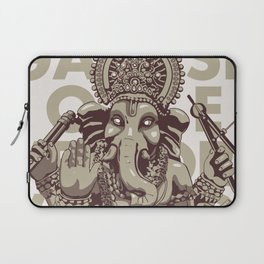 Ganesh Laptop Sleeve
