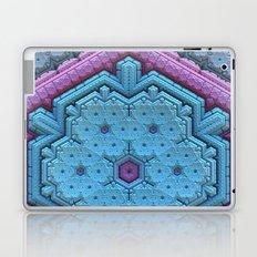 Pastel Snowflake Laptop & iPad Skin