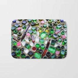 Glass Wall Bath Mat