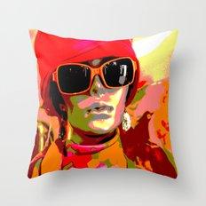 Vintage: Victoria Throw Pillow