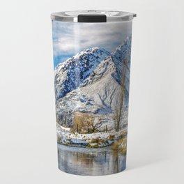 Mount Burnett Travel Mug