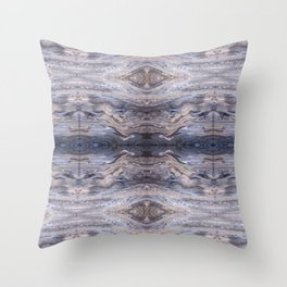 Natural Frequency Throw Pillow