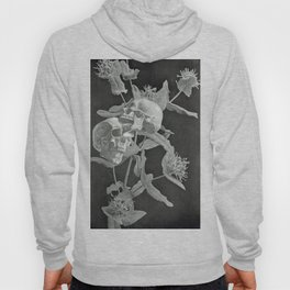 Skullflower Two Hoody
