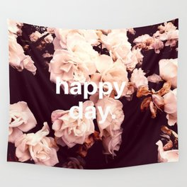 Happy Day Wall Tapestry