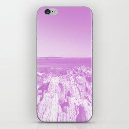 Vanishing iPhone Skin