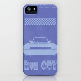 Retrogameing - Out Run iPhone Case